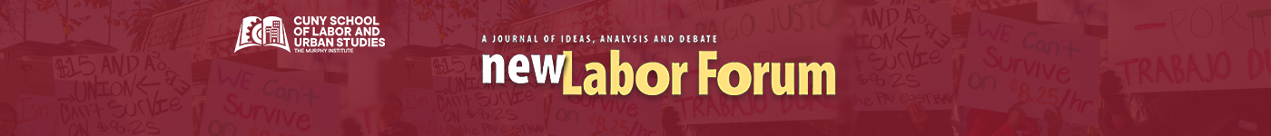 New Labor Forum